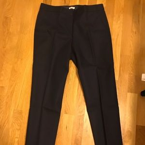 Jcrew navy ankle dress pants-go with blazer listed
